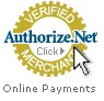 Authorize.net Certified Merchant